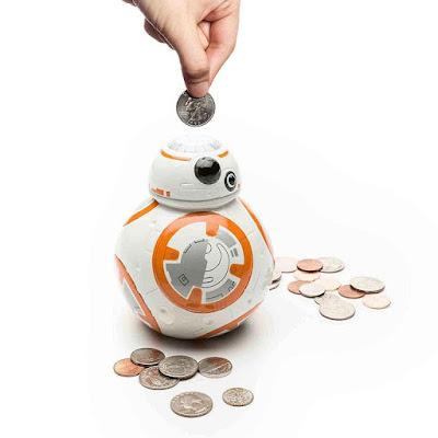 BB-8 Coin Bank