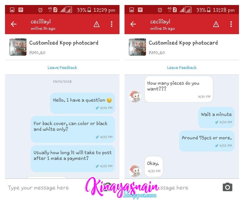 Good Quality Kpop Photocard with Cheap Budget | Kinayasnain