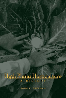 High Plains Horticulture a History