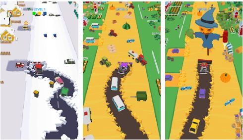 Clean Road APK Mod for android