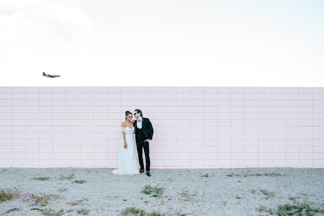 Molly Tarlov and Alexander Noyes wedding at Colony 29. Photos by STUDIO 1208