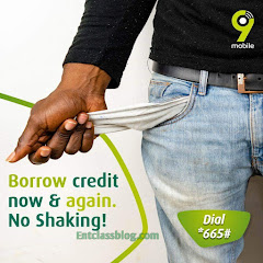 How To Borrow 9mobile Airtime Or Data While On Credit