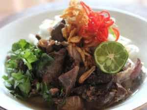 Kuliner Indonesia - Kedai Soto Ibu Rahayu
