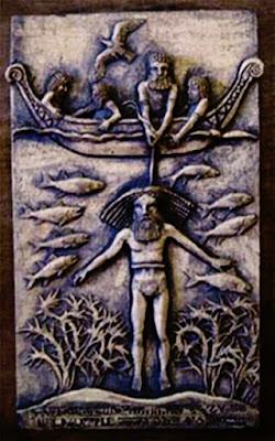 civilizações antigas, suméria, sumérios, planeta nibiru, sumérios extraterrestres, urshanabi, barqueiro de Hurbur, mitologia suméria