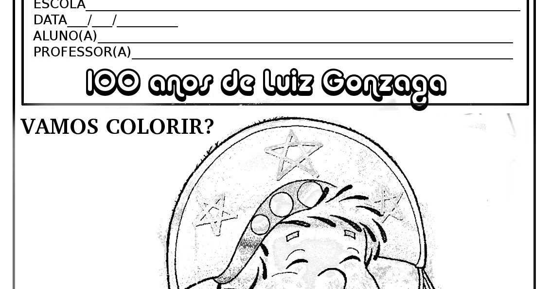 DESENHOS DE LUIZ GONZAGA