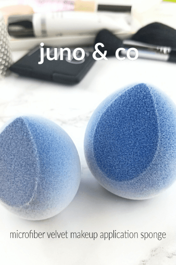 Juno & Co Velvet Microfiber Makeup Application Sponges | Love Them or Leave Them?