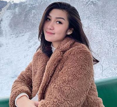 Shaura Nabilla Izzathi pemeran Anjani di Setinggi Bintang Dilangit