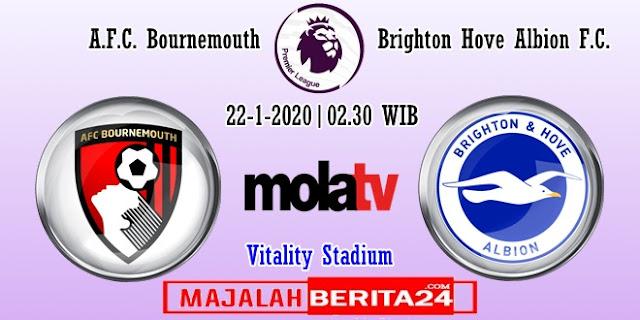 Prediksi AFC Bournemouth vs Brighton Hove Albion — 22 Januari 2020