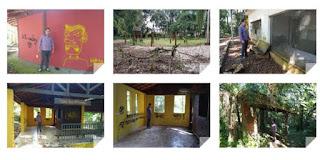 Bosque Municipal passou mais um período de férias sem funcionamento