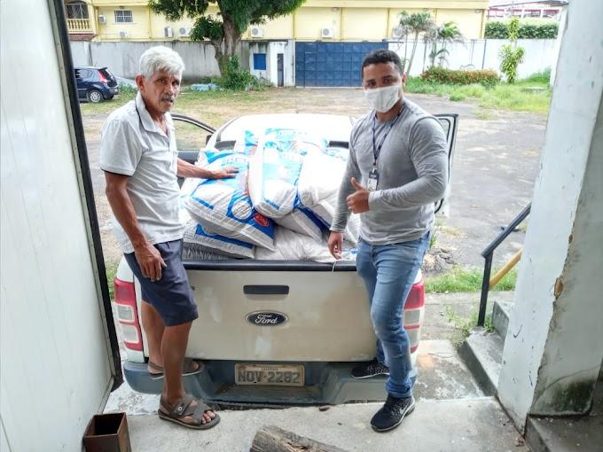 Sepror prorroga entrega de ração de peixes para piscicultores do Amazonas