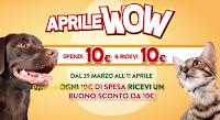 Logo Isola dei Tesori ''Aprile Wow'': spendi 10€ e ricevi 10€ in buono sconto