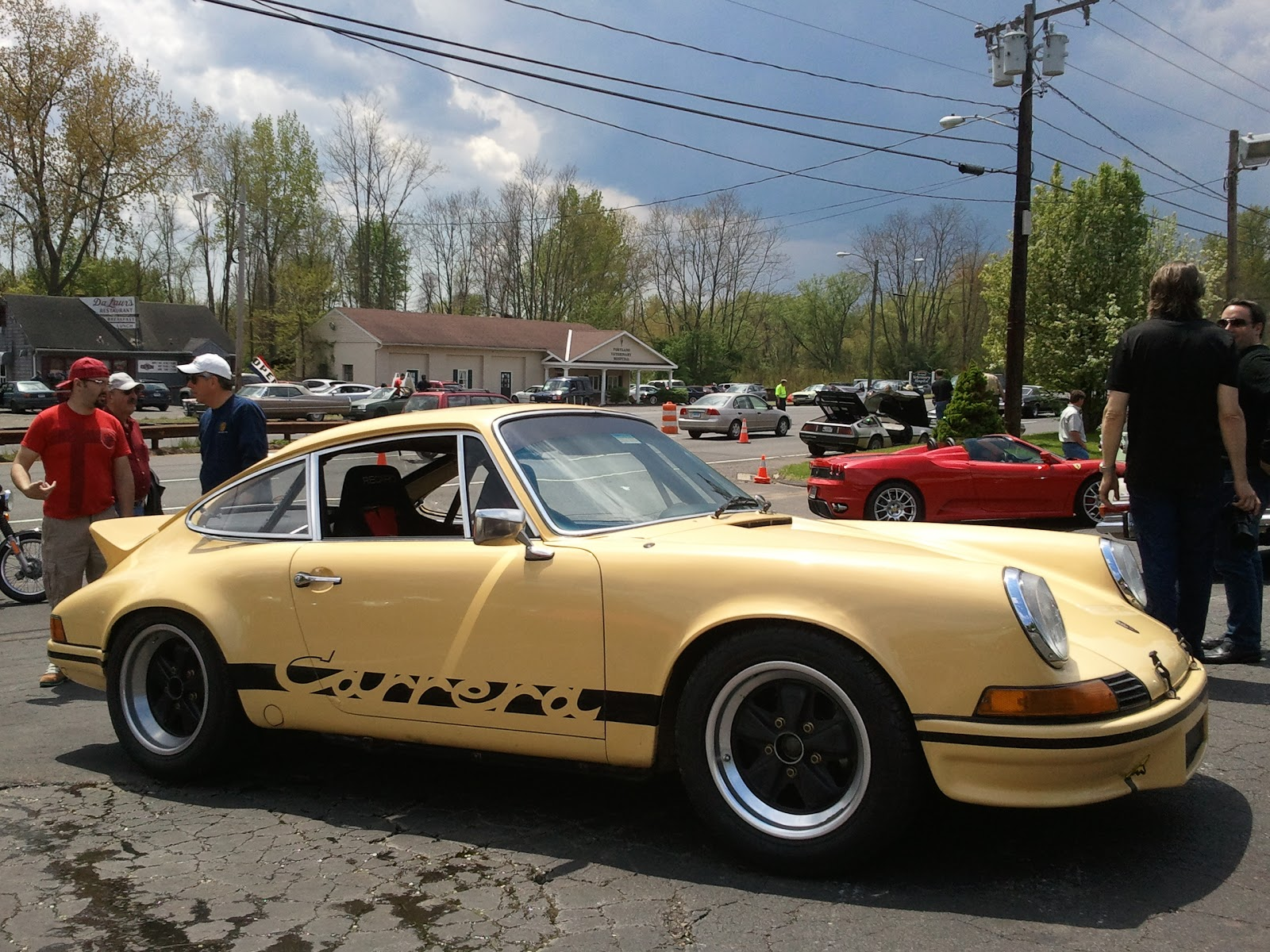 The Borger Speaks: Wayne Carini Of Chasing Classic Cars