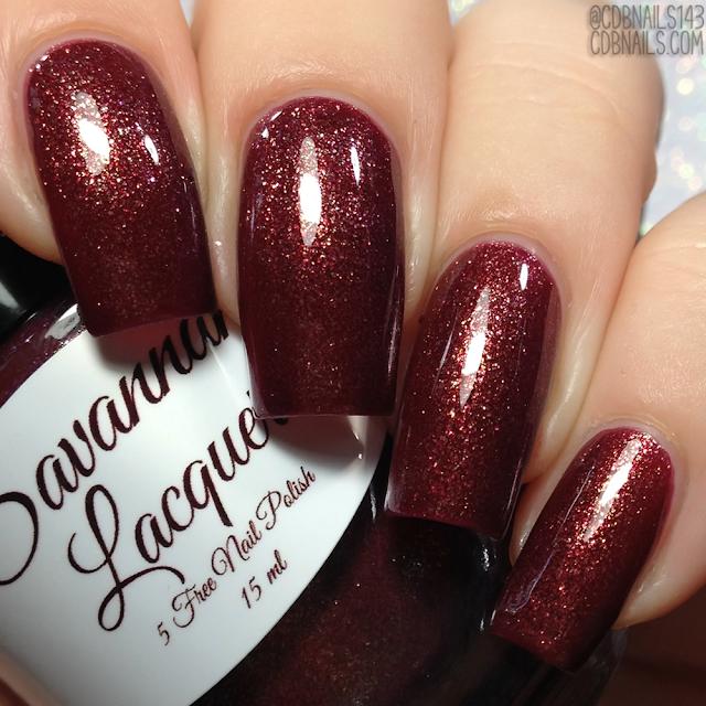 Savannah Lacquer-Autumnal Equinox