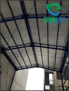 Aluminium Foil Atap, Harga Aluminium Foil Atap, Peredam Panas Atap