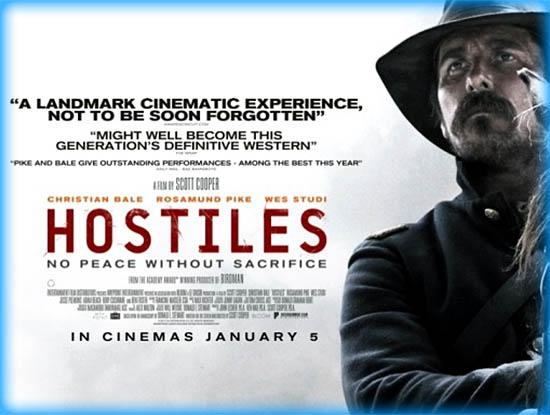 Hostiles 2017 free online movie