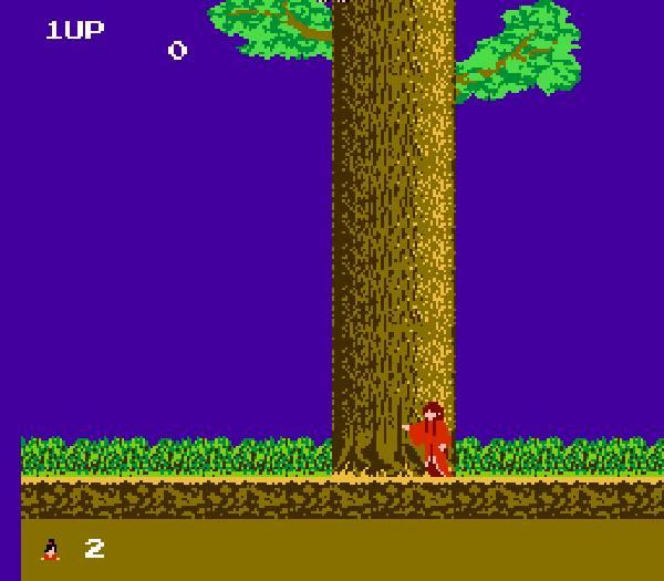 - Legend of Kage (Na tra cứu mẹ) - Game NES