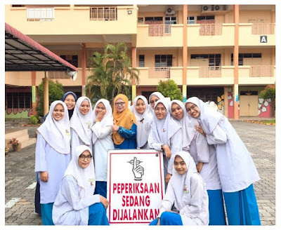 Cikgu Norma Awang, Guru Cemerlang DG54 dari SMK Bakar Arang, Kedah
