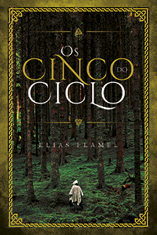 Capa do livro Os Cinco do Ciclo