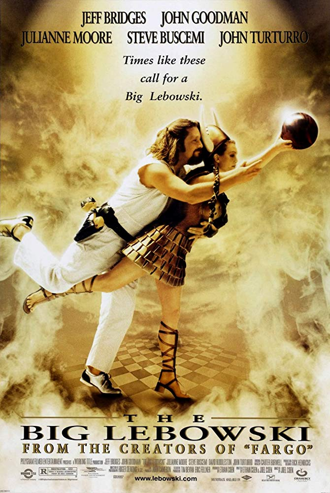 The Big Lebowski 1998 Hindi Dual Audio 480p BluRay 400MB ESubs Download