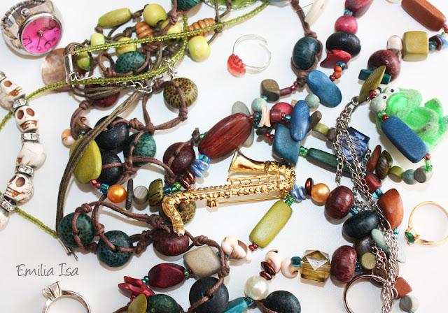 Accessoires DIY colorés tête de mort brocante Claire's