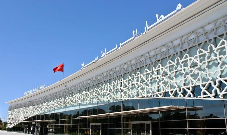 مطار الرباط سلا الدولي Rabat–Salé Airport