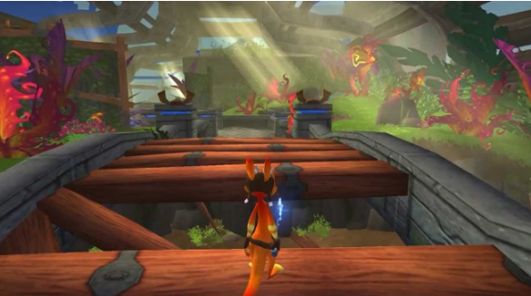 Download Game PPSSPP Daxter CSO Highly Compress