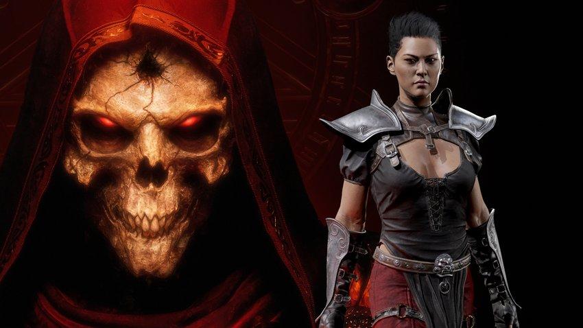 The Assassin Resurrected in Diablo 2: Beginners Guide