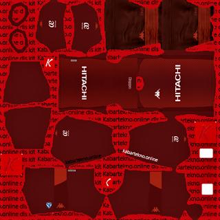 Velez Sarsfield 2020 GK Away Kits DLS 20