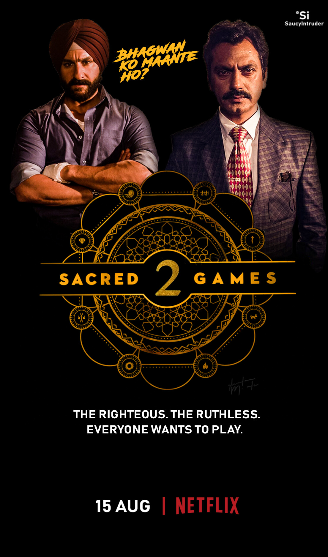 Sacred Games S02 Complete