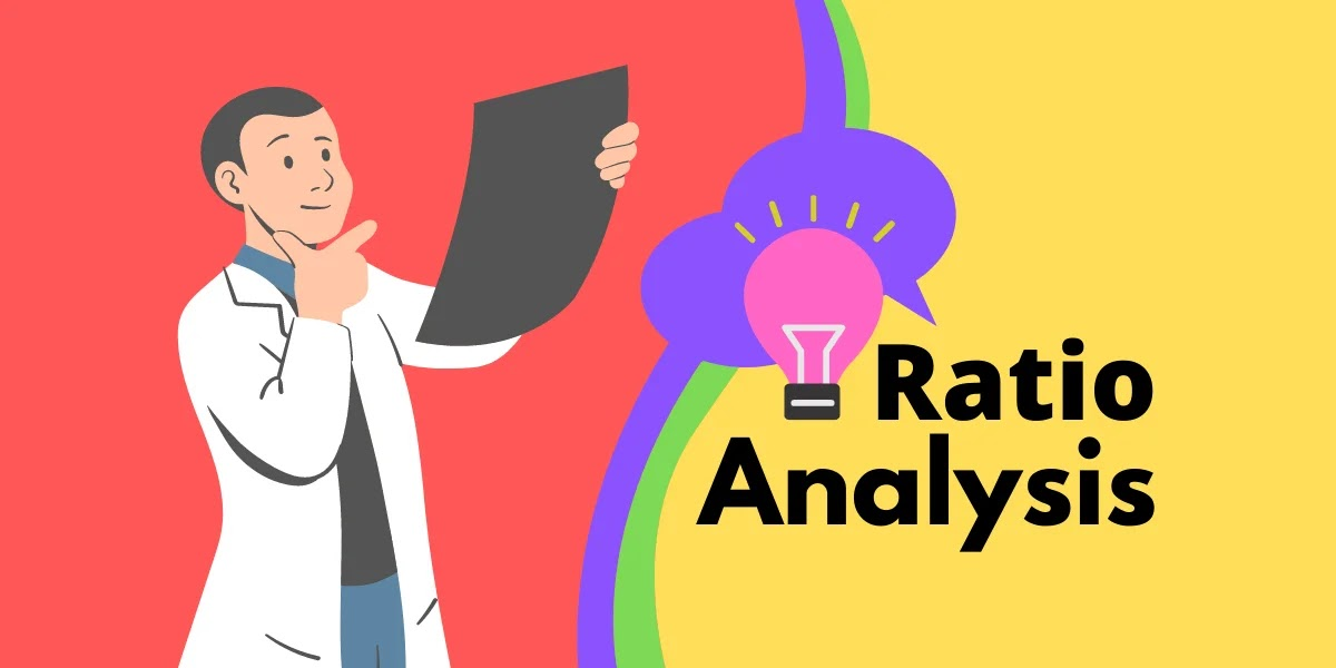 ratio analysis for complete beginners with example by zerobizz
