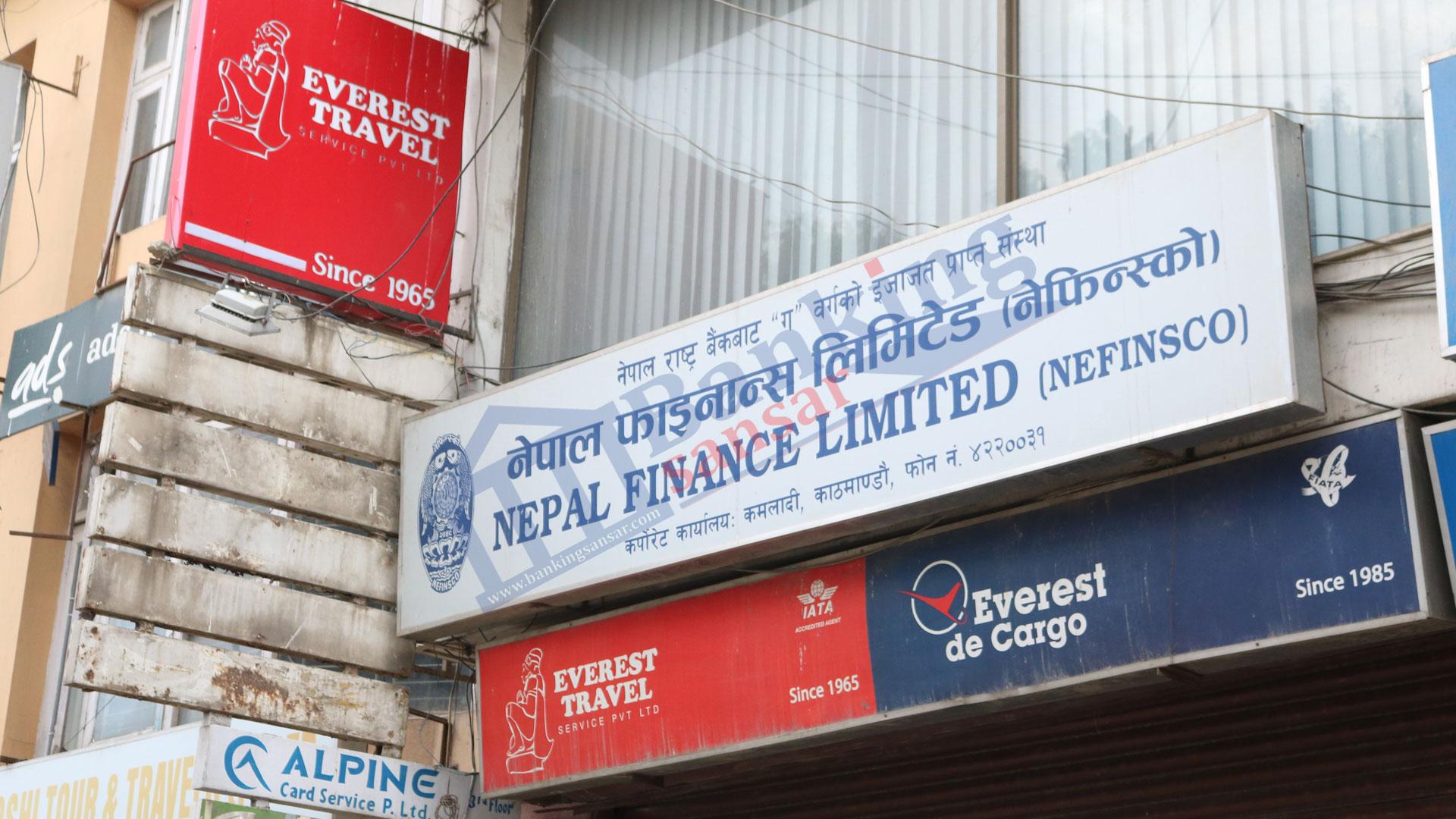 Nepal Finance
