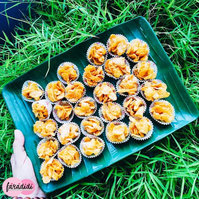 Craving Cornflakes Madu di Tahun Baru Cina