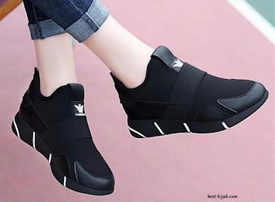 حذاء رياضي سهل و مريح للفتيات