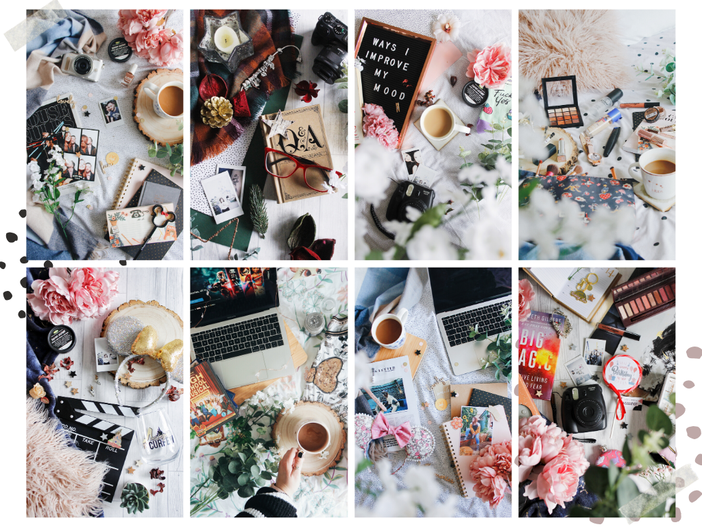 Creating content at home - See The Stars