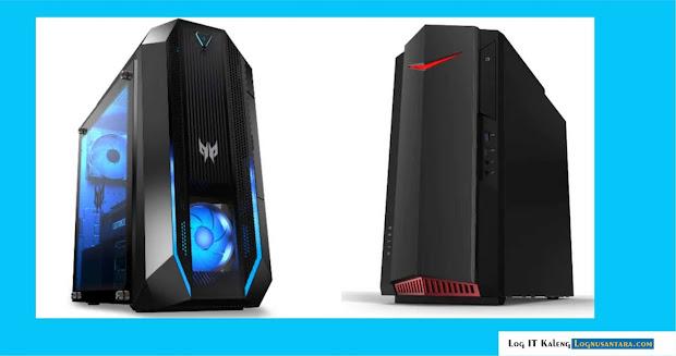 Diluncurkan Bersamaan PC Desktop Gaming Acer Predator Orion 3000 dan Acer Nitro 50