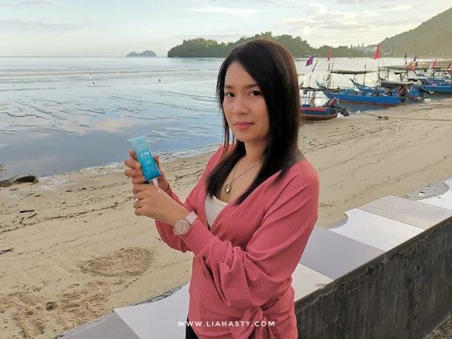 NUVit Clean Beauty Pristine Eco-Shield Sunscreen SPF50+****