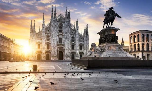 ميلانو وأهم المعالم السياحية التي يمكنك زيارتها بها
