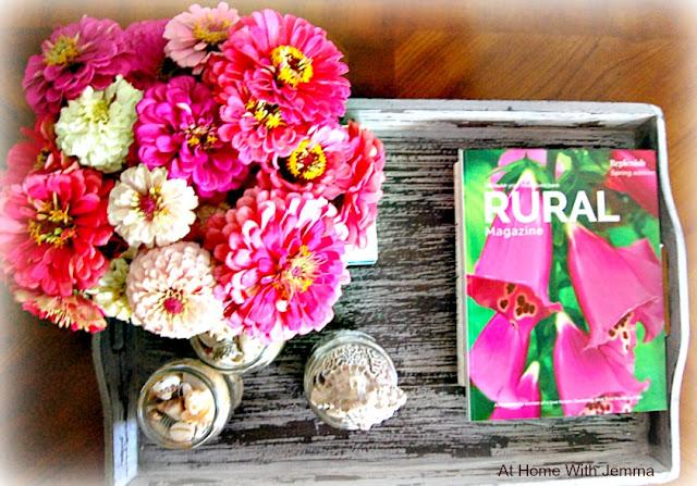 Gardening, flower, market, homegrown, bouquet, tips, athomewithjemma.com