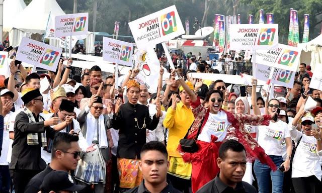 Tidak Mampu Kendalikan Relawan, Bagaimana Mau Urus Rakyat