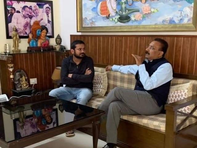 LJP के चंदन नीतीश के पास और कामरेड कन्हैया चौधरी के घर, बिहार की सियासत में जल्द आएगा भूचाल
