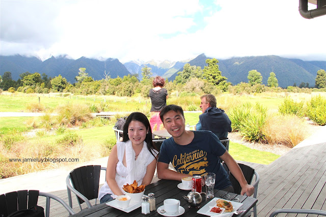 Lake Matheson Cafe, Franz Josef Glacier, New Zealand