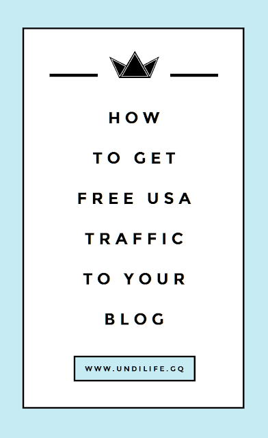 get us traffic to my blog