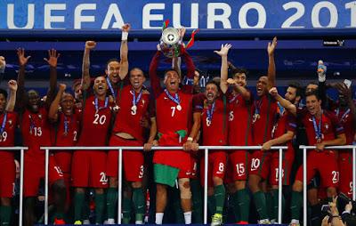 البرتغال يورو 2016