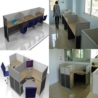 Kontraktor Dan Desain Interior Perkantoran + Furniture Semarang ( Desain Interior )