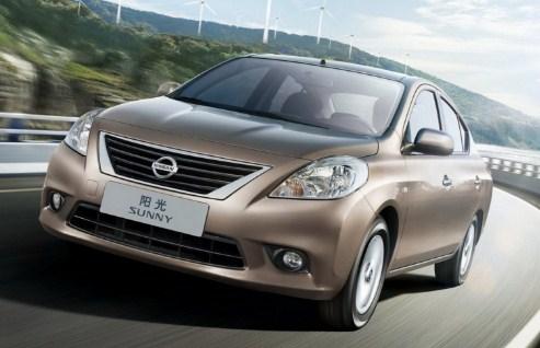 Nissan collaboration with Tan Chong raft Sunny