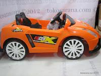 4 Mobil Mainan Aki Junior CH9915 Lamborghini