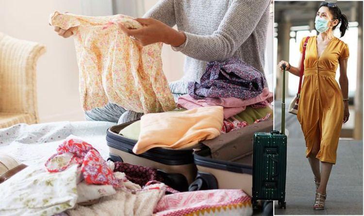 Handbagage: Expert delar pakettips sommarlovsägare bör veta för att sänka kostnaderna