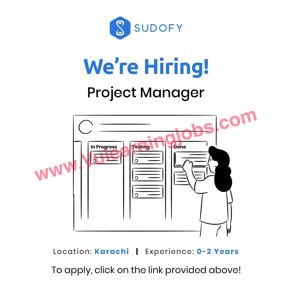 Sudofy Jobs July 2021 Project Manager, UI/UX Engineer Latest