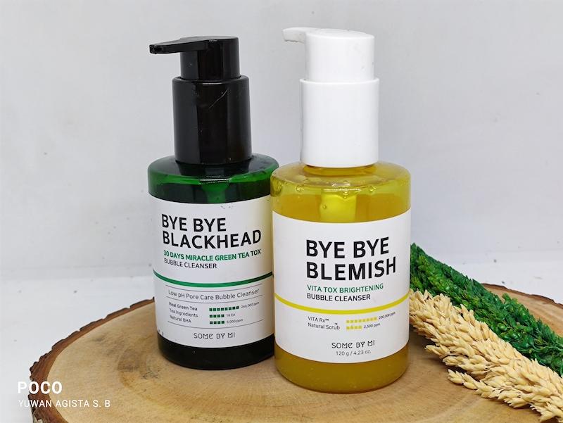 Review Some By Mi Bye Bye Blemish vs Bye Bye Blackhead Pilih Mana?
