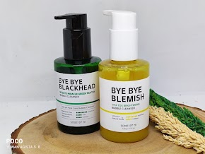 Review Some By Mi Bye Bye Blemish vs Bye Bye Blackhead Pilih Mana?